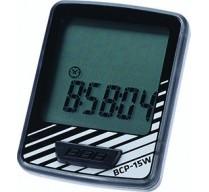 Cyklocomputer BBB BCP-15W DashBoard - ČERNO/STŘÍBRNÁ