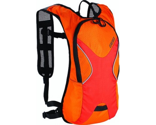Hydratační batoh BBB BSB-111 LiteFuel oranž./červ.