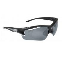Brýle FORCE RIDE PRO černá diop.klip,černá laser skla