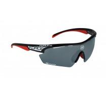 Brýle FORCE AEON, černo-červené, černá skla