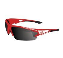 Brýle FORCE CALIBRE červené, černá laser skla