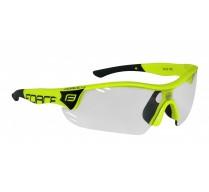 Brýle FORCE RACE PRO fluo, fotochromatická skla