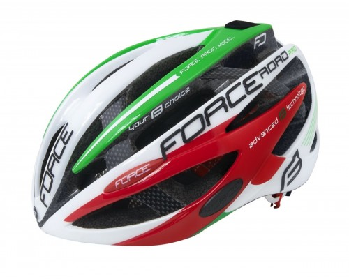 Přilba FORCE ROAD PRO, ITALY L - XL