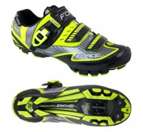 Tretry FORCE MTB CARBON DEVIL FLUO