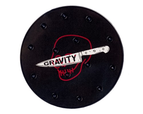 Grip GRAVITY BANDIT MAT BLACK 19/20