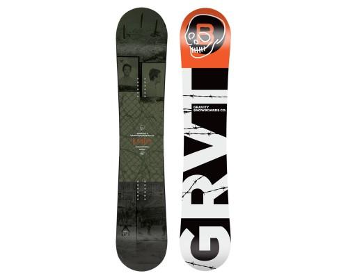 Snowboard GRAVITY BANDIT 18/19