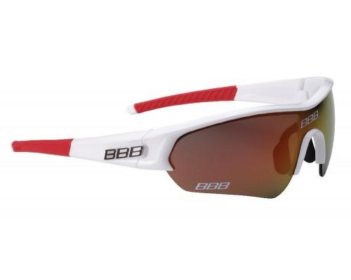Brýle BBB SELECT TEAM BSG-43 - ČERVENÁ