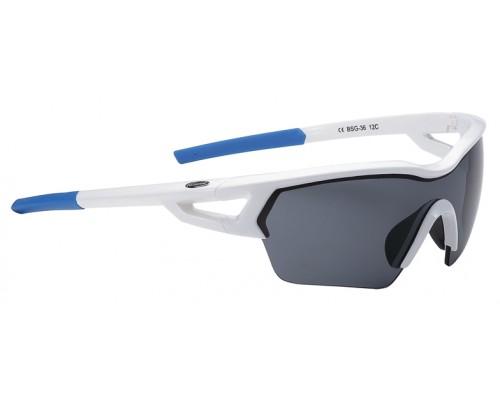 Brýle BBB BSG-36 ARRIVER - BÍLOMODRÁ