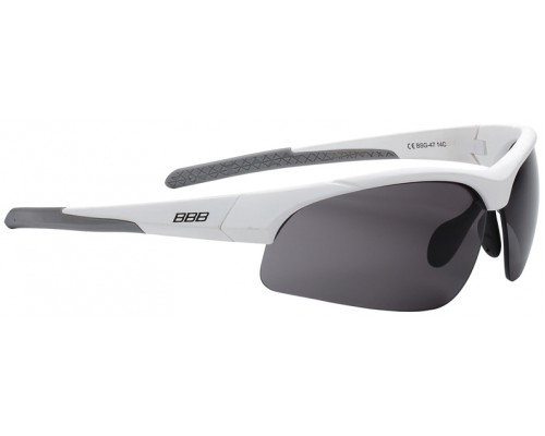 Brýle BBB BSG-47 IMPRESSE - BÍLÁ/KOUŘOVÁ SKLA