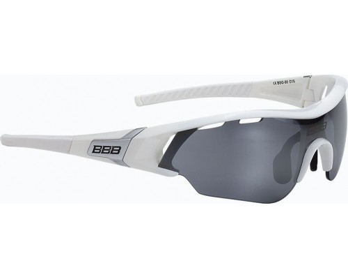 Brýle BBB BSG-50 SUMMIT - BÍLÁ LESK