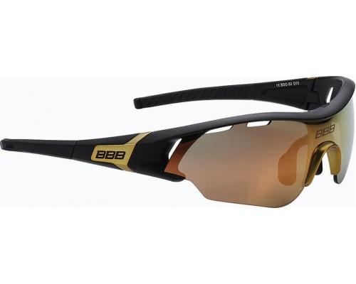Brýle BBB BSG-50 SUMMIT - ČERNÁ MAT