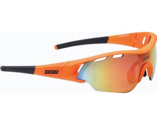 Brýle BBB BSG-50 Summit - ORANŽOVÁ MAT
