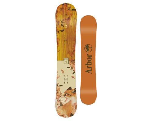 Snowboard ARBOR CADENCE ROCKER 19/20