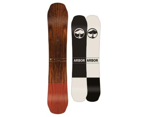 Snowboard ARBOR CODA ROCKER 19/20