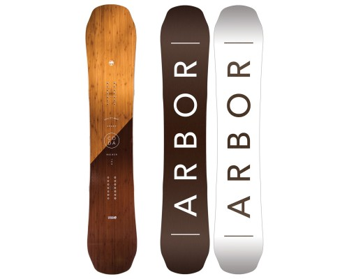 Snowboard ARBOR CODA ROCKER 17/18