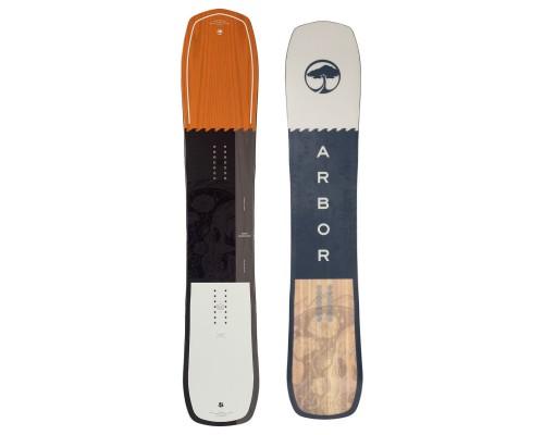 Snowboard ARBOR CROSSCUT ROCKER 20/21