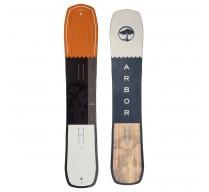 Snowboard ARBOR CROSSCUT CAMBER 20/21