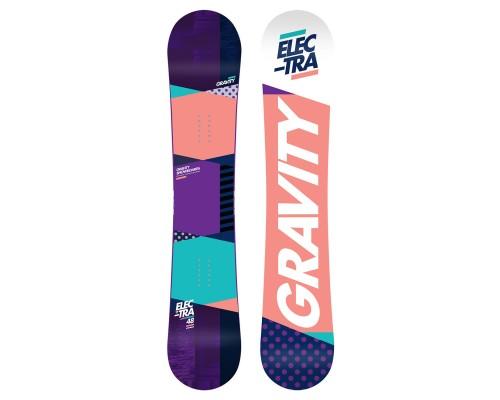 Snowboard GRAVITY ELECTRA 18/19