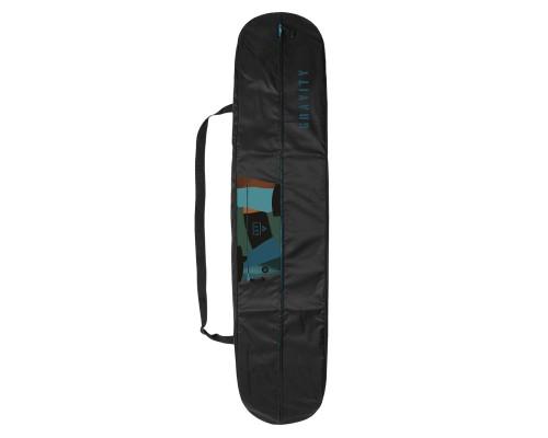 Obal na snowboard GRAVITY EMPATIC JR BLACK 20/21
