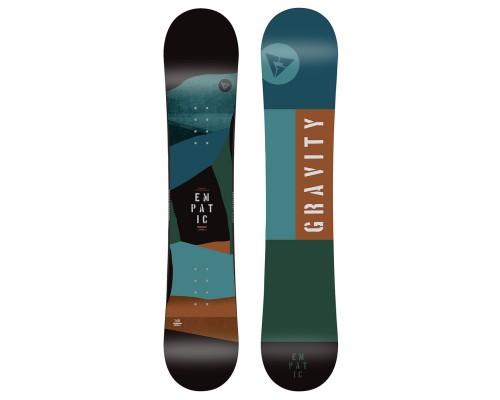 Snowboard GRAVITY EMPATIC JR 21/22
