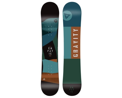 Snowboard GRAVITY EMAPTIC JR 19/20