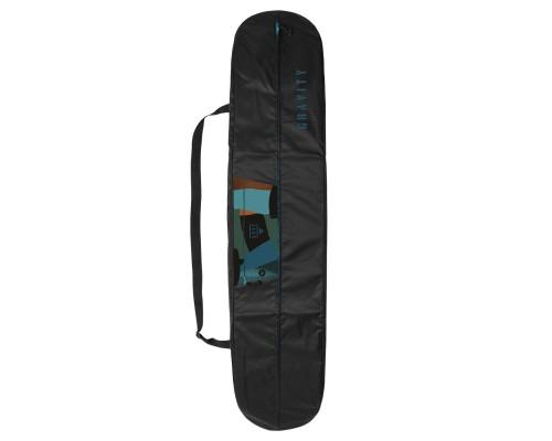 Obal na snowboard GRAVITY EMPATIC JR BLACK 19/20