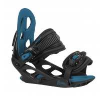 Vázání GRAVITY G1 JR  BLACK/BLUE 20/21
