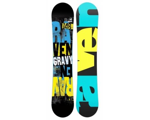 Snowboard RAVEN GRAVY JUNIOR 2017