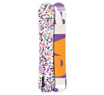 Snowboard RAVEN GRID WHITE 15/16