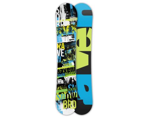 Snowboard RAVEN GRUNGE 15/16