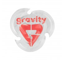 Grip GRAVITY HEART MAT CLEAR 18/19
