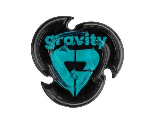 Grip GRAVITY HEART MAT BLACK 18/19