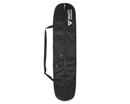 Obal na snowboard GRAVITY ICON JR BLACK 18/19