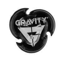 Grip GRAVITY ICON MAT BLACK 18/19