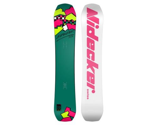 Snowboard NIDECKER LIP STICK 20/21