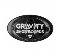 Grip GRAVITY LOGO MAT BLACK 18/19