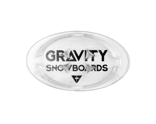 Grip GRAVITY LOGO MAT CLEAR 19/20