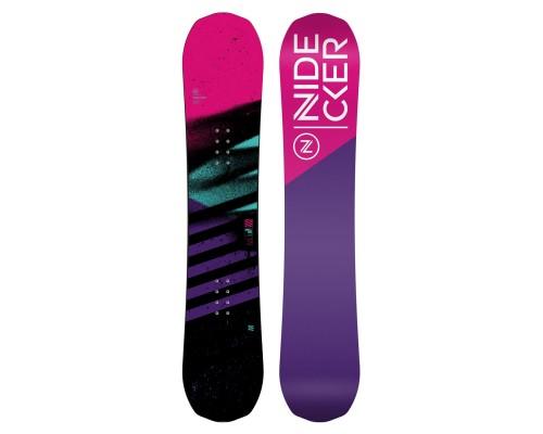 Snowboard NIDECKER MICRON FLAKE 18/19