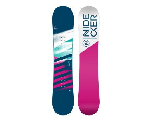 Snowboard NIDECKER MICRON FLAKE 19/20