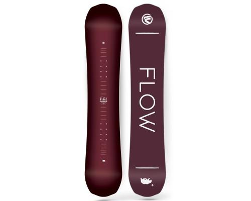 Snowboard FLOW MICRON VELVET 17/18