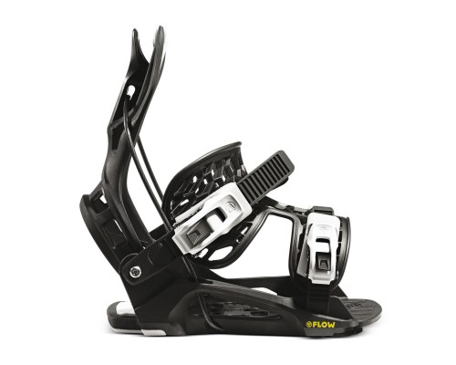 Vázání FLOW MICRON YOUTH BLACK 20/21