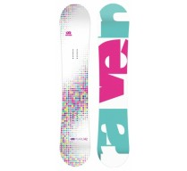 Snowboard RAVE PEARL WHITE JUNIOR 2017