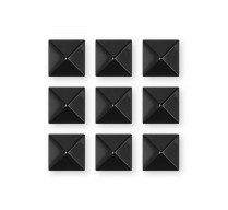 Grip GRAVITY PYRAMID STUDS BLACK 19/20