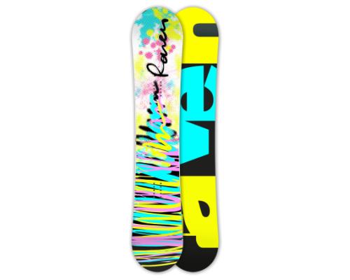Snowboard RAVEN QUEEN 14/15