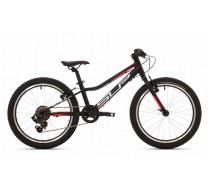 SUPERIOR RACER XC 20 MATTE BLACK/WHITE/TEAM RED 2020