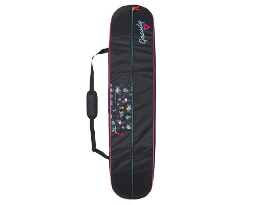 Obal na snowboard GRAVITY RAINBOW BLACK 17/18