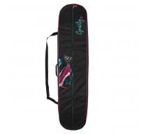Obal na snowboard GRAVITY RAINBOW BLACK 18/19