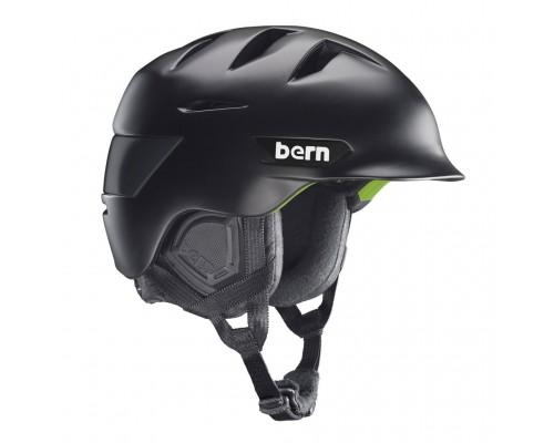 Helma BERN ROLLINS MATTE BLACK/GREEN 15/16