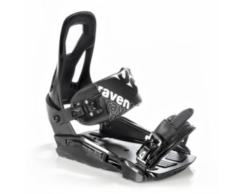 Vázání RAVEN S200 BLACK 18/19