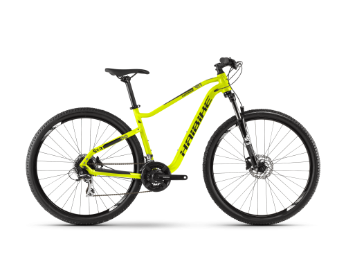 HAIBIKE SEET HARDNINE 3.0 LIME/BLACK/GREY 2020